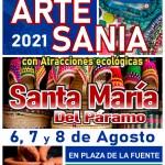Mercado Artesanía Santa María del Páramo