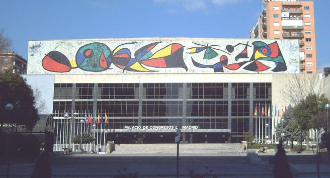 Palacio de Congresos y Exposiciones Madrid