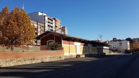 estación FEVE