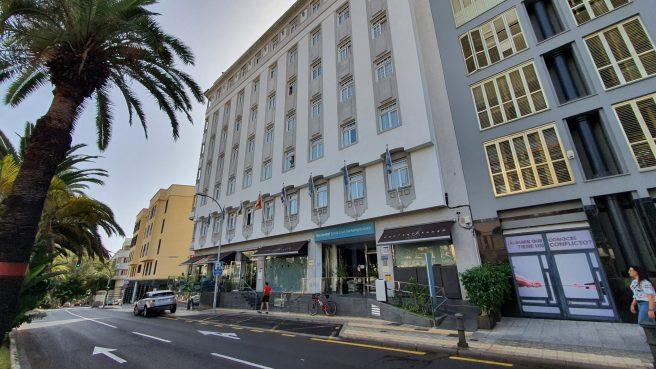 Hotel Occidental Santa Cruz Contemporáneo