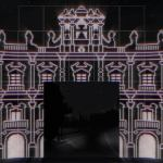 pórtico del recinto ferial de Salamanca