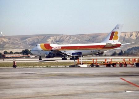 el vuelo que trajo el Guernica a España
