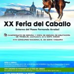 CARTEL FERIA CABALLO 2021 Ciudad Rodrigo