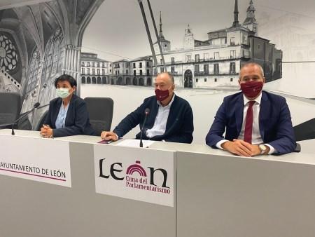 mociones con reivindicaciones leonesistas en el Ayuntamiento de León