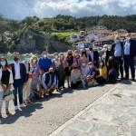 Tazones (Villaviciosa) celebra la Asamblea Regional de la zona Norte de Los Pueblos más Bonitos de España