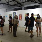 Inaugurada la exposición 'Coyanza en la pintura III'