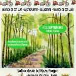 II marcha cicloturista Vía Verde a Villaornate