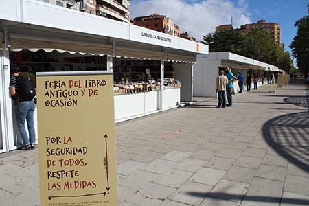 Feria del Libro Antiguo y de Ocasión Zamora