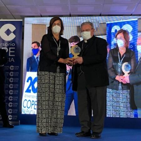 Campos del Renacimiento ha recibido el premio a la iniciativa turística y cultural de mayor relevancia