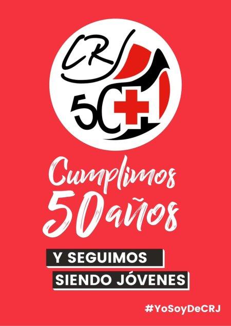 gala 50 aniversario de CRJ