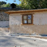 Restauración depósito y horno de Orbanaj