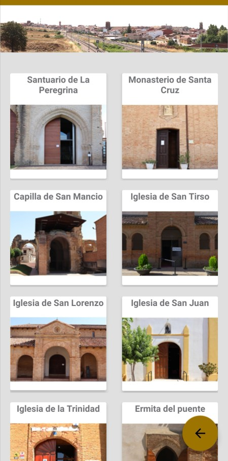 App Sahagún Virtual