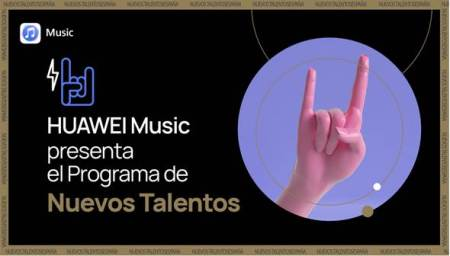 Huawei Music lanza el Programa de Nuevos Talentos