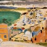 Henri Matisse Vue sur la baie de Tanger