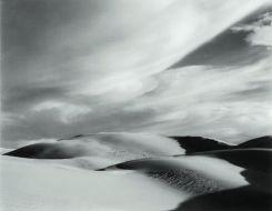 Edward Weston, Dunes, Oceano, 1936