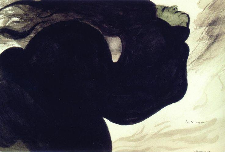 Leon Spilliaert, Le Nuage, 1902