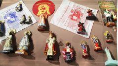 Figurines religieuses