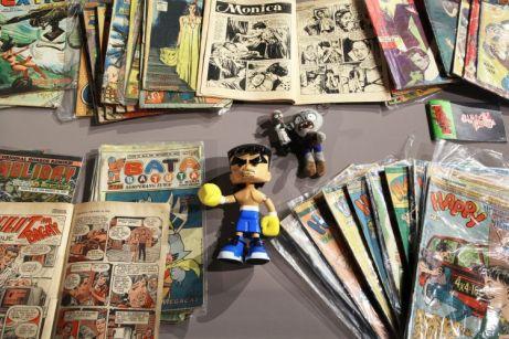 Comics et figurines