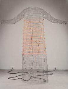 Jana Sterbak, I Want you to Feel the Way I Do, 1984 – 1985