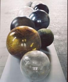 Jana Sterbak, Planetarium (détail), 2003
