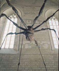 Louise Bourgeois, Spider, 1995
