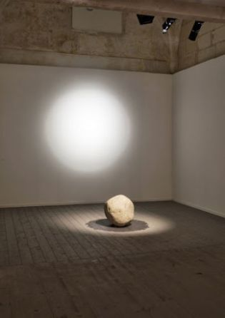 Lee Ufan, Relatum - Méditation, 2011