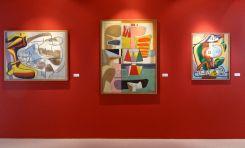 Le Corbusier, Deux figures, 1947, Femmes et mains, 1948, Adieu Von, 1939-1957
