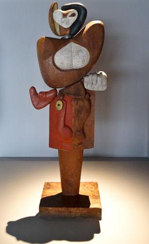 Le Corbusier, Femme, 1953