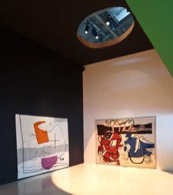 Le Corbusier, Les mains, 1951,Trois femmes sur fond blanc, 1950