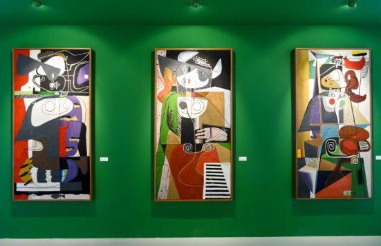 Le Corbusier, Taureau VI, Taureau VIII et Taureau IX, 1954