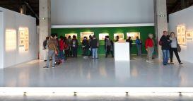 Vue de l'exposition Le Corbusier et la question du brutalisme - Régionalisme critique