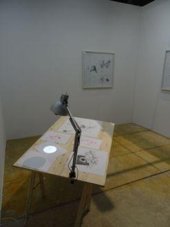 Drawing Room 013 - Vasistas Galerie - David Coste