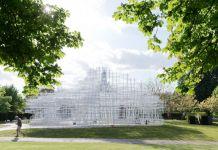 Serpentine Gallery Pavilion 2013 – Sou Fujimoto Architects