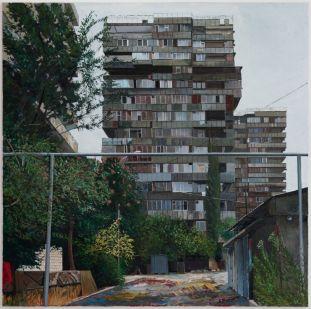 Yves Bélorgey, Quartier Bungladesh, Erevan, Arménie, Décembre 2011-Février 2012