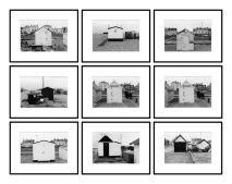 Peter Downsbrough, Sans titre, Walmer 2008