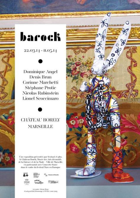 Barock Borely Affiche