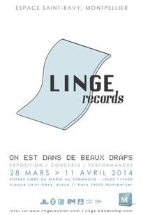 Linge Records affiche