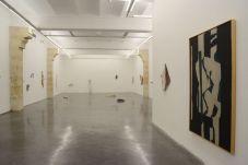 « Jean Azémard – Œuvres 1969-1998 », vue de l'exposition au Frac Languedoc-Roussillon (Montpellier, 7 mars – 26 avril 2014)