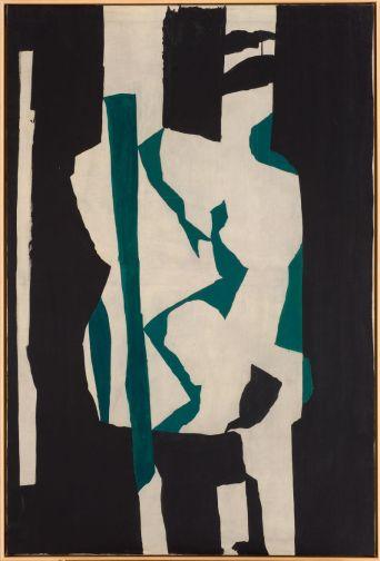 Jean Azémard, Sans titre, 1969 - Musée Fabre, Montpellier