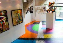 Mist Sketch or die Galerie At Down Slide_1