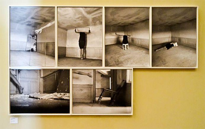 Claudia Huidobro,Tout contre, 2013 - L'Arlésienne, Christian Lacroix, Rencontres d'Arles 2014