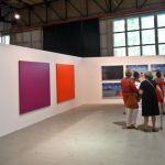 Art-O-Rama 2014 - Carroll - Fletcher, Londres - Karmelo Barmejo, Eva et Franco Mattes, Christine Sun Kim_1
