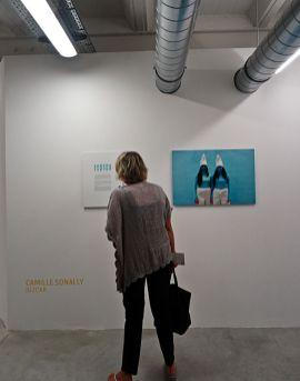 Mixed Borders - Vue de l'exposition