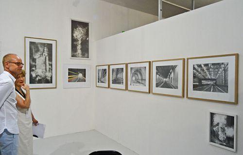 Pascal Berthoud - Galerie Analix Forever - Pareidolie 2014