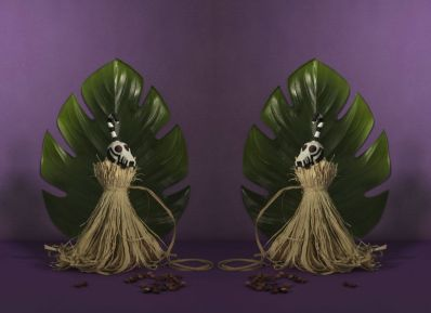 """Shannon Guerrico, Sans titre, série """"Sortir du cercle des coquillages"""", 2014"""