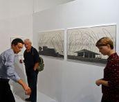 Stéphane Steiner - Galerie Bertrand Baraudou - Pareidolie 2014