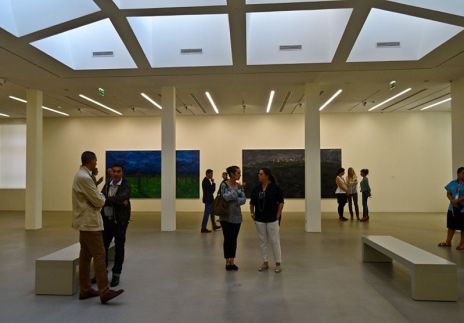 Yan Pei-Ming - Night of Colours - Fondation Vincent van Gogh Arles