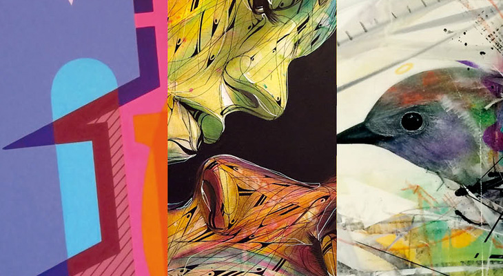 FODE HOPARE L7M GroupShow@MontanaGallery - Slide