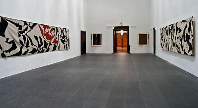 Hommage à Albert Ayme au Musée Fabre, 2014