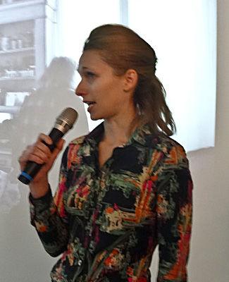 Laura Haby, (2e prix ex-aequo). Prix Felix Sabatier 2013 - Musée Fabre, Montpellier